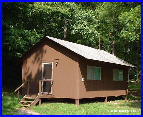 Cabin camp bountiful for Camp joy ohio cabins